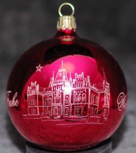 Leeraner Weihnachtskugel 2009 - Evenburg