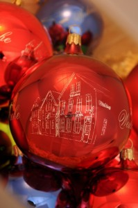 Leeraner Weihnachtskugel 2010 – Bünting